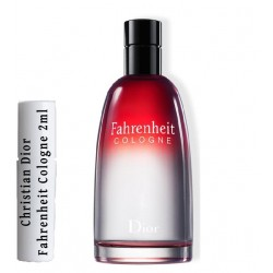 Christian Dior Fahrenheit Cologne samples