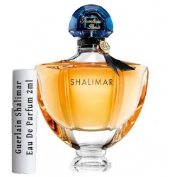 Guerlain Shalimar Eau De Parfum samples 2ml