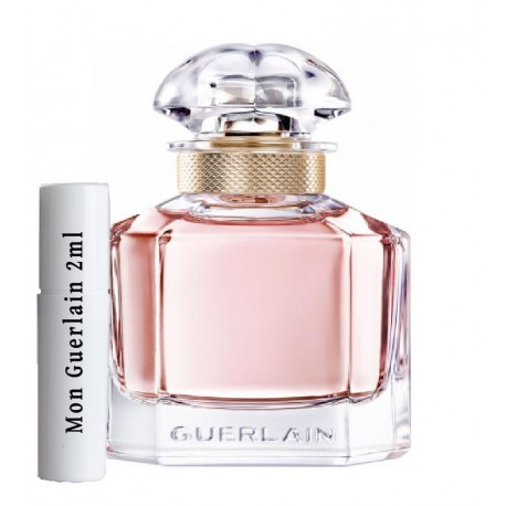 Guerlain Mon Guerlain samples 2ml
