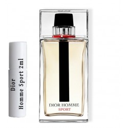 Christian Dior Homme Sport samples