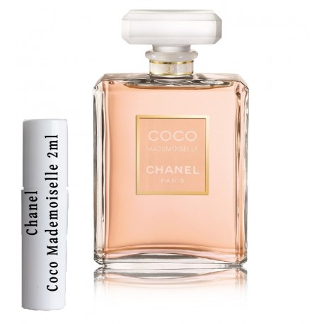 Chanel Coco Mademoiselle Samples Eau de Parfum 2ml