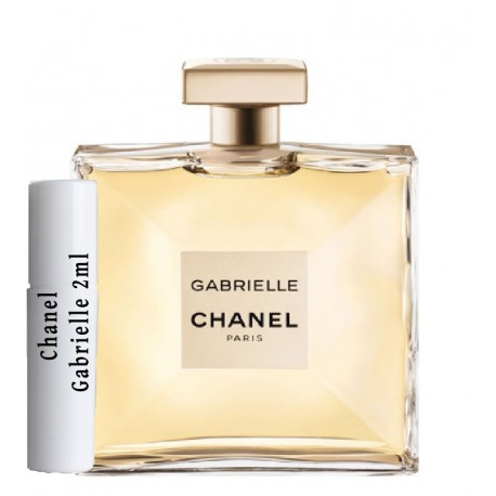 Chanel Gabrielle Samples Eau de Parfum 2ml