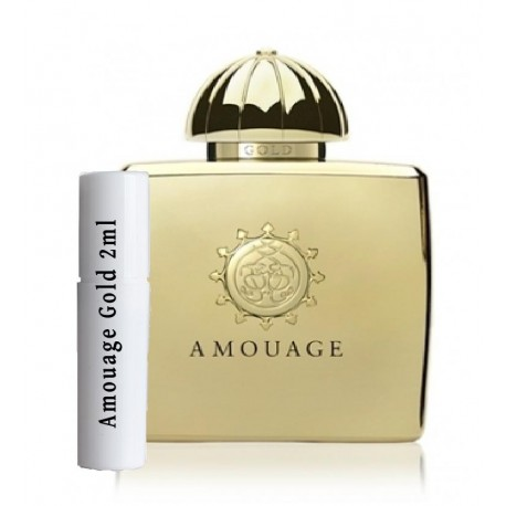 Amouage Gold samples 2ml