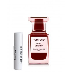 Tom Ford Lost Cherry Amostras de Perfume 2ml