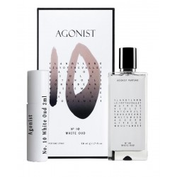 Agonist No. 10 White Oud Staaltjes 2ml