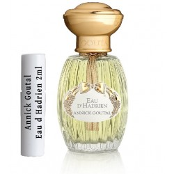 Annick Goutal Eau d Hadrien samples 2ml
