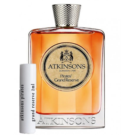 Atkinsons Pirates Grand Reserve samples 2ml