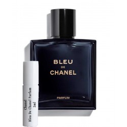 Chanel Bleu De Chanel Parfum samples 2ml