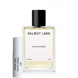 Helmut Lang Eau De Cologne samples 2ml
