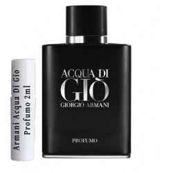Armani Acqua Di Gio Profumo Samples