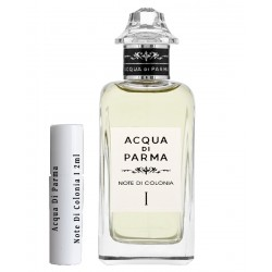 Acqua Di Parma Note Di Colonia I samples
