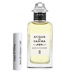 Acqua Di Parma Note Di Colonia II samples