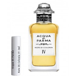 Acqua Di Parma Note Di Colonia IV samples