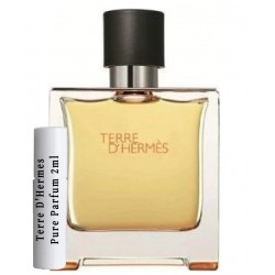 Terre D'Hermes Pure Parfum samples