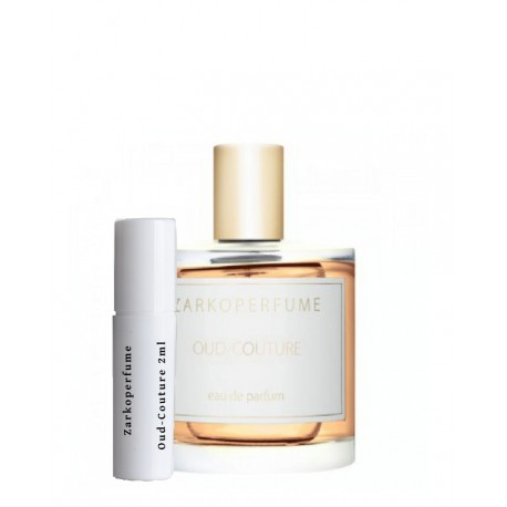 Zarkoperfume Oud-Couture samples 2ml