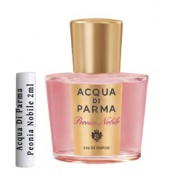 Acqua Di Parma Peonia Nobile samples