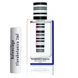 Balenciaga Florabotanica samples 2ml
