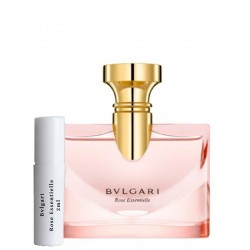Bulgari Rose Essentielle samples 2ml