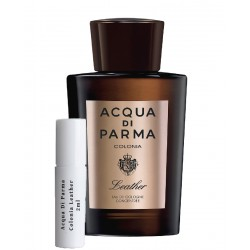 Acqua Di Parma Colonia Leather samples