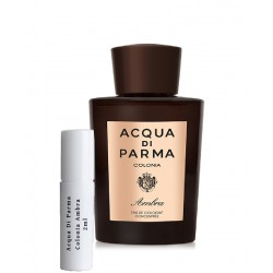 Acqua Di Parma Colonia Ambra samples
