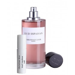 Christian Dior Oud Ispahan samples 1ml