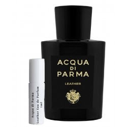 Acqua di Parma Leather Eau de Parfum samples