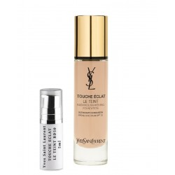 Cosmetic sample Yves Saint Laurent TOUCHE ECLAT LE TEINT Foundation BD50  5g