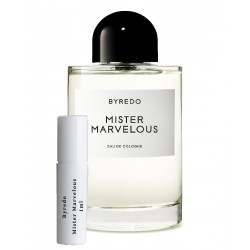 Byredo Mister Marvelous Eau de Cologne samples 1ml