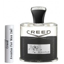 Creed Aventus samples Lot S01