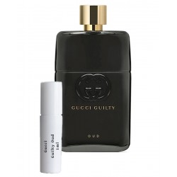 Gucci Guilty Oud For Men samples