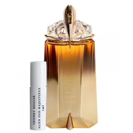 Thierry Mugler ALIEN OUD MAJESTUEUX samples 1ml