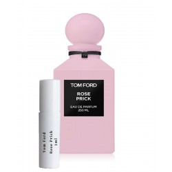 les échantillons Tom Ford Rose Prick 1ml