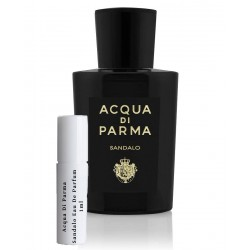 Acqua Di Parma Sandalo Eau De Parfum sample 1ml