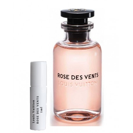 Louis Vuitton ROSE DES VENTS Parfüm-Proben 1ml