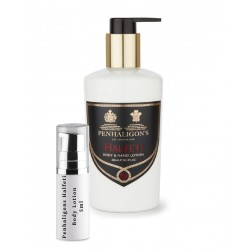Penhaligon's Halfeti Body Lotion samples 5ml