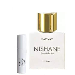 Nishane Hacivat samples 1ml
