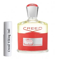 les échantillons Creed Viking 2ml