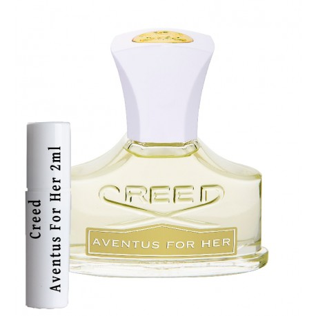les échantillons Creed Aventus For Her 2ml