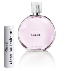 Chanel chance eau tendre Samples