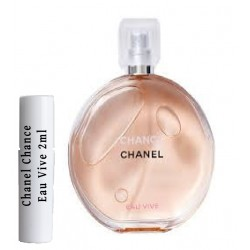 Chanel Chance Eau Vive Samples