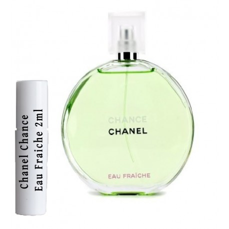 Chanel Chance Eau Fraiche Samples