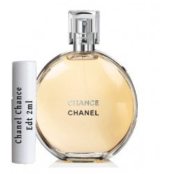 Chanel chance Staaltjes