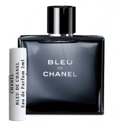 Chanel Bleu De Chanel Samples