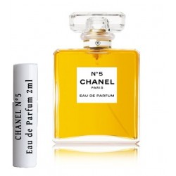 Chanel No5 Staaltjes