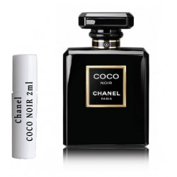 Chanel COCO NOIR Samples