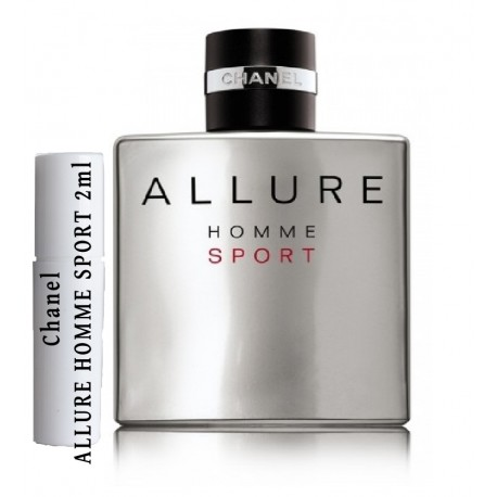 Chanel ALLURE HOMME SPORT Samples 2ml