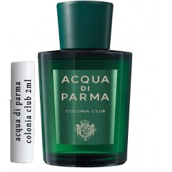 Пробники Acqua Di Parma Colonia Club