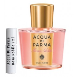 Acqua Di Parma Rosa Nobile samples