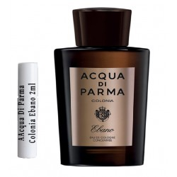 Acqua Di Parma Colonia Ebano samples