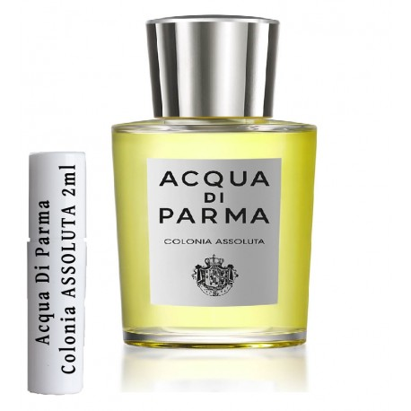 Acqua Di Parma Colonia ASSOLUTA Samples 2ml